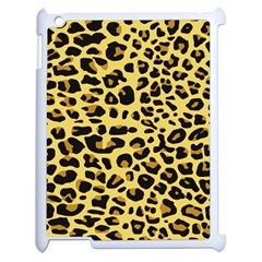 A Jaguar Fur Pattern Apple iPad 2 Case (White)