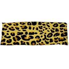 A Jaguar Fur Pattern Body Pillow Case (Dakimakura)