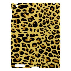 A Jaguar Fur Pattern Apple Ipad 3/4 Hardshell Case