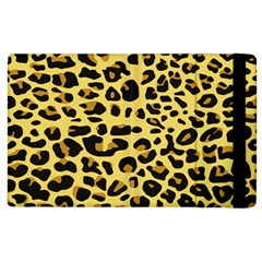 A Jaguar Fur Pattern Apple Ipad 2 Flip Case