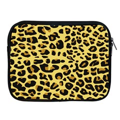 A Jaguar Fur Pattern Apple Ipad 2/3/4 Zipper Cases