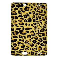 A Jaguar Fur Pattern Amazon Kindle Fire HD (2013) Hardshell Case