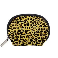 A Jaguar Fur Pattern Accessory Pouches (small)