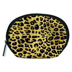 A Jaguar Fur Pattern Accessory Pouches (medium)