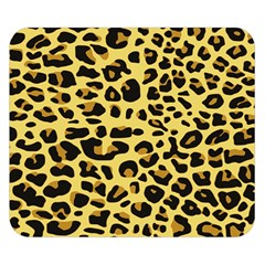 A Jaguar Fur Pattern Double Sided Flano Blanket (Small)