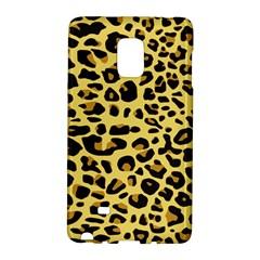A Jaguar Fur Pattern Galaxy Note Edge