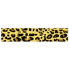 A Jaguar Fur Pattern Flano Scarf (small)