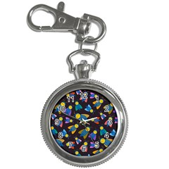 Bees Animal Insect Pattern Key Chain Watches