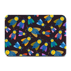 Bees Animal Insect Pattern Plate Mats