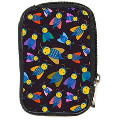 Bees Animal Insect Pattern Compact Camera Cases