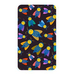 Bees Animal Insect Pattern Memory Card Reader