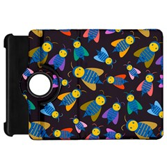 Bees Animal Insect Pattern Kindle Fire Hd 7