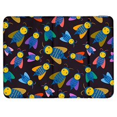 Bees Animal Insect Pattern Samsung Galaxy Tab 7  P1000 Flip Case