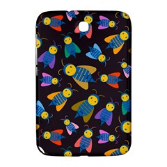 Bees Animal Insect Pattern Samsung Galaxy Note 8.0 N5100 Hardshell Case