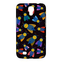 Bees Animal Insect Pattern Samsung Galaxy Mega 6.3  I9200 Hardshell Case
