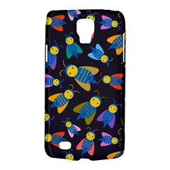 Bees Animal Insect Pattern Galaxy S4 Active