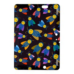 Bees Animal Insect Pattern Kindle Fire Hdx 8 9  Hardshell Case