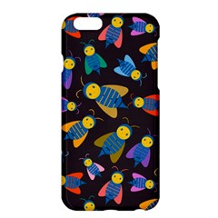 Bees Animal Insect Pattern Apple Iphone 6 Plus/6s Plus Hardshell Case