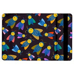 Bees Animal Insect Pattern Ipad Air 2 Flip