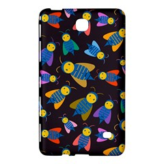 Bees Animal Insect Pattern Samsung Galaxy Tab 4 (7 ) Hardshell Case