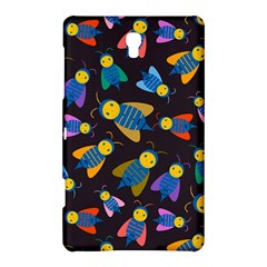 Bees Animal Insect Pattern Samsung Galaxy Tab S (8 4 ) Hardshell Case