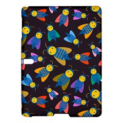 Bees Animal Insect Pattern Samsung Galaxy Tab S (10 5 ) Hardshell Case