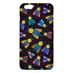 Bees Animal Insect Pattern iPhone 6 Plus/6S Plus TPU Case