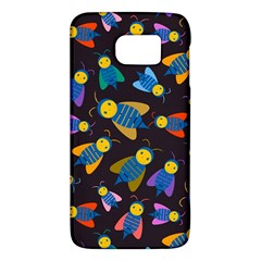 Bees Animal Insect Pattern Galaxy S6