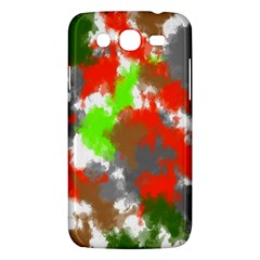Abstract Watercolor Background Wallpaper Of Splashes  Red Hues Samsung Galaxy Mega 5 8 I9152 Hardshell Case