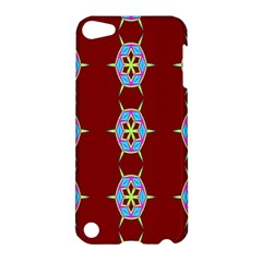 Geometric Seamless Pattern Digital Computer Graphic Wallpaper Apple iPod Touch 5 Hardshell Case