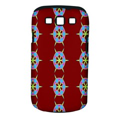 Geometric Seamless Pattern Digital Computer Graphic Wallpaper Samsung Galaxy S Iii Classic Hardshell Case (pc+silicone)