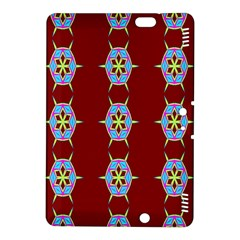 Geometric Seamless Pattern Digital Computer Graphic Wallpaper Kindle Fire HDX 8.9  Hardshell Case