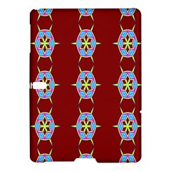 Geometric Seamless Pattern Digital Computer Graphic Wallpaper Samsung Galaxy Tab S (10 5 ) Hardshell Case