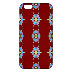 Geometric Seamless Pattern Digital Computer Graphic Wallpaper iPhone 6 Plus/6S Plus TPU Case