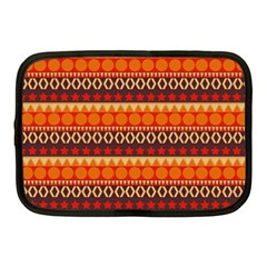 Abstract Lines Seamless Pattern Netbook Case (medium)