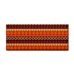 Abstract Lines Seamless Pattern Cosmetic Storage Cases