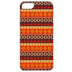 Abstract Lines Seamless Pattern Apple iPhone 5 Classic Hardshell Case