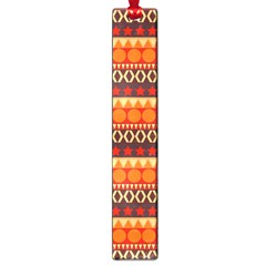 Abstract Lines Seamless Pattern Large Book Marks