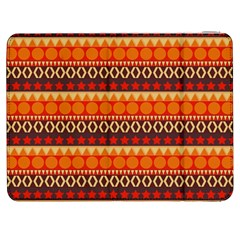 Abstract Lines Seamless Pattern Samsung Galaxy Tab 7  P1000 Flip Case
