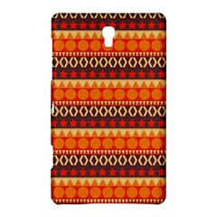 Abstract Lines Seamless Pattern Samsung Galaxy Tab S (8 4 ) Hardshell Case