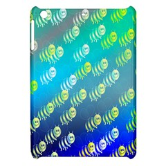 Swarm Of Bees Background Wallpaper Pattern Apple iPad Mini Hardshell Case