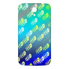 Swarm Of Bees Background Wallpaper Pattern Samsung Galaxy Mega I9200 Hardshell Back Case