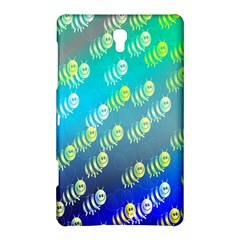 Swarm Of Bees Background Wallpaper Pattern Samsung Galaxy Tab S (8 4 ) Hardshell Case