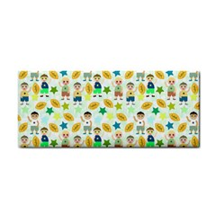 Football Kids Children Pattern Cosmetic Storage Cases