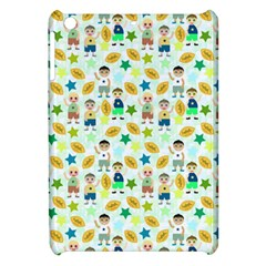 Football Kids Children Pattern Apple Ipad Mini Hardshell Case