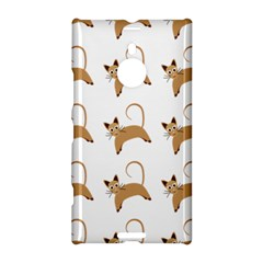 Cute Cats Seamless Wallpaper Background Pattern Nokia Lumia 1520
