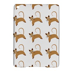 Cute Cats Seamless Wallpaper Background Pattern iPad Air 2 Hardshell Cases