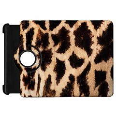 Yellow And Brown Spots On Giraffe Skin Texture Kindle Fire Hd 7