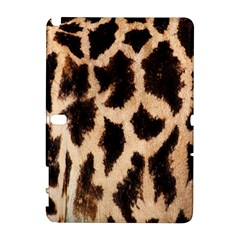 Yellow And Brown Spots On Giraffe Skin Texture Galaxy Note 1