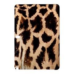 Yellow And Brown Spots On Giraffe Skin Texture Samsung Galaxy Tab Pro 10.1 Hardshell Case